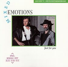 Mixed Emotions: Just for You/CD-Top-stato