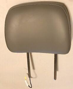 2011-2013 Dodge Durango Front Active Headrest Head Rest Left Or Right Gray OEM