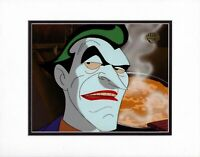 Batman The Animated Series Joker BTAS Production Animation Cel WB 1993 8586