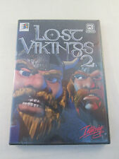PC CD-Rom - Lost Vikings 2 NEW SEALED