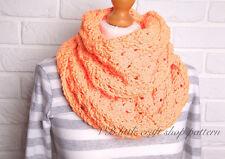 Crochet cowl pattern. Very easy!