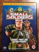 Kirsten Dunst SMALL SOLDIERS ~ 1998 Joe Dante Killer Toy Cult Film Rare UK DVD