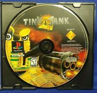 Tiny Tank - Playstation 1 2 PS1 PS2 Rare Game - Tested Works