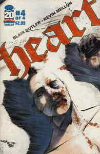 Heart #4 VF/NM; Image | save on shipping - details inside