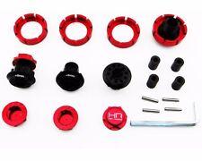 Axial Yeti XL RTR 17mm Hex Wheel Hubs & Nuts (5mm Extended) Hot Racing YEX10X02