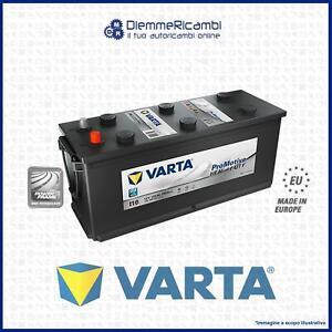 BATTERIA VARTA 120 Ah Promotive Heavy Duty 620 109 076 - 120Ah  - 760A Spunto
