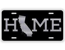 Home California License Plate Tag Vanity Novelty 6 Inches By 12 Inches