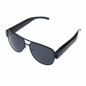 HD Kamera Sonnenbrille TE623 Überwachung Videoüberwachung SpyCam 5 Mio.Pixel DE
