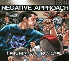 Negative Approach, Friends Of No One EP, Excellent EP