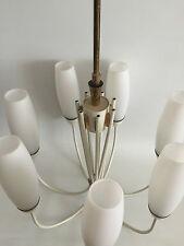 60er 50er Leuchte Sputnik Lampe Kronleuchter 50s Design Chandelier Stilnovo Era