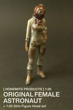 MASCHINEN KRIEGER 1/20 - Ma.K. HONEMIST PRODUCTS FEMALE ASTRONAUT RESIN KIT