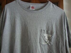 IBEW Brotherhood Electrical Workers 2XL shirt Local 617 San Mateo, California