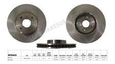Disc Brake Rotor-Rear Disc Front Best Brake GP31615 fits 2012 Toyota Yaris
