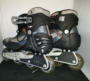 Roces Biomex London Inline Skates Rollerblades - US Size 8