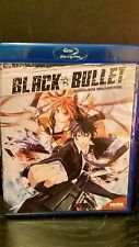 Black Bullet: Complete Collection (2 Blu-Ray Set, Anime lot
