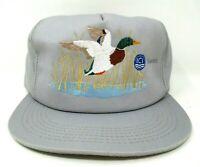 K Products USA Vintage Snapback Duck ICI Seeds Hat Cap Trucker Farm Ag