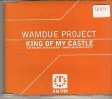 (BX573) Wamdue Project, King Of My Castle - 1999 DJ CD