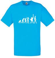 Evolution of Missing Link, Zelda inspired Men's Printed T-Shirt 100 % Cotton Tee