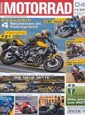 M0604 + Test DUCATI ST3 S (ABS) + Gebrauchtkauf VESPA-Roller + MOTORRAD 4/2006