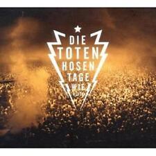 DIE TOTEN HOSEN / TAGE WIE DIESE - MAXI-CD 2012 * NEW & SEALED * NEU *