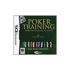 Nintendo DS Region Poker Training