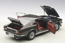 Autoart ASTON MARTIN V8 VANTAGE 1985 CUMBERLAND GREY in 1/18 Scale New Release!