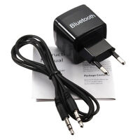 Portable Wireless Bluetooth 3.0 Audio Speaker Receiver Adapter Stereo EU Plug