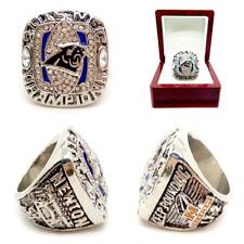 2015 Carolina Panthers Championship Ring #NEWTON NFC Champions Size 8-14 Mens