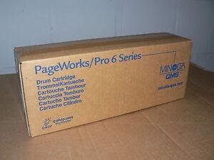 Minolta QMS Originaltoner BLACK 1710436-001 PageWorks/Pro 6 4171-306