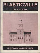 Plasticville, An Illustrated Price Guide for O & S Scales Copyright 1981