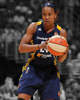 WNBA Indiana Fever TAMIKA CATCHINGS Glossy 8x10 Photo Spotlight Poster Print