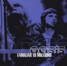 CD ALBUM OASIS familiar to jouées (Go Let It Out, gaz panic) 2000