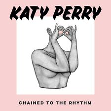 KATY PERRY & SKIP MARLEY - CHAINED TO THE RHYTHM (2-TRACK)   CD SINGLE NEU