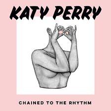 KATY PERRY & SKIP MARLEY - CHAINED TO THE RHYTHM (2-TRACK)   CD SINGLE NEU