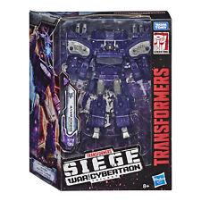 Transformers War for Cybertron: Siege Leader Class SHOCKWAVE Figure by Hasbro