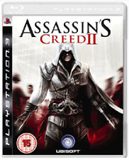 PS3 - Assassin's Creed II (2) **New & Sealed** Official UK Stock