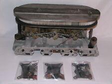 RARE ORIGINAL M-CODE 6V 3x2 Tri-Power Intake Carburetors 62 63 Ford Thunderbird