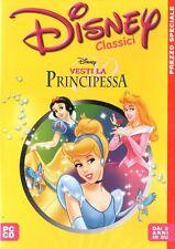 Disney - vesti la Principessa PC Cd-rom