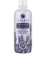 Flüssig Seife Leganza Lavender from Bulgarien mit organischem Lavendelöl 1 Liter