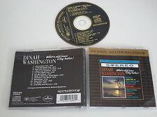 Dinah Washington/what A Diff 's a day makes! (MFSL udcd 698) MFSL CD Album