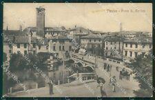 Treviso Città Ponte San Martino cartolina VK1750