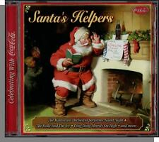 Coca Cola: Coke - Santa's Helpers - New 2000 Mantovani Orchestra Christmas CD!