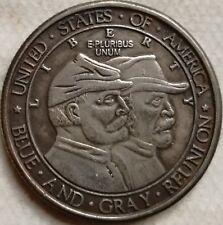 RÉPLICA Aniversario Batalla de Gettysburg. General Robert E. Lee. ½ Dólar. 1936