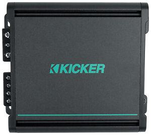 KICKER 48KMA1502 150 Watt 2-Channel Marine Amplifier Boat Amp KMA150.2