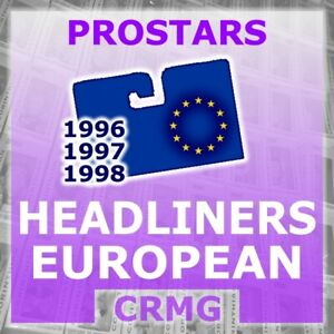 CRMG Corinthian ProStars FRANCE GERMANY HOLLAND HEADLINERS (choose from list)
