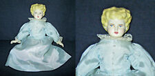 Vintage Porcelain Doll From The Early 1900's