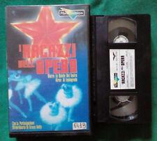VHS FILM Ita Documentario I RAGAZZI DELL'OPERA grace kelly ex nolo no dvd(VH68)