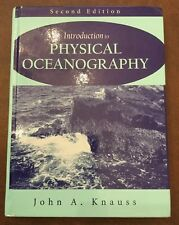 Introduction to Physical Oceanography by John A. Knauss (2005, Hardcover)