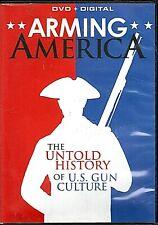 Arming America: The Untold History of U.S. Gun Culture (DVD, 2018) [D2]