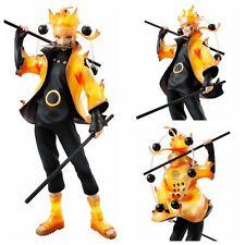 G.E.M. Naruto Shippuden Uzumaki Naruto Six Paths Sage Figure Statue New NO Box